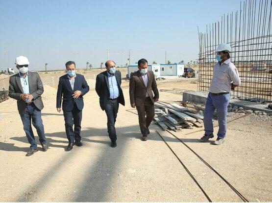 آغاز بکار ساخت اولین هتل پنج ستاره بوشهر